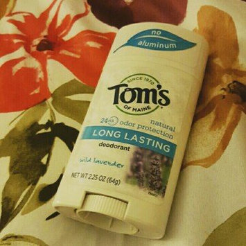 Photo of Tom's OF MAINE ANTIPERSPIRANT & DEODORANT Unscented Long Lasting Deodorant uploaded by M M.