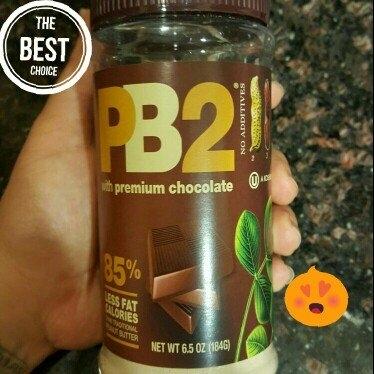 PB2 with Premium Chocolate uploaded by Elena S.