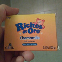 Grisi Ricitos De Oro Chamomile For Babies Bar Soap 3.5 oz uploaded by Maria S.
