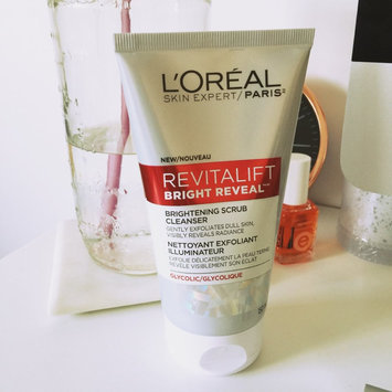 Photo of L'Oréal Paris RevitaLift® Bright Reveal Brightening Daily Scrub Cleanser uploaded by Nicole R.
