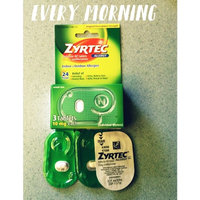 Zyrtec® Allergy 24 Hour 10mg Tablets 3 Ct Peg uploaded by Laura B.