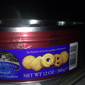 Photo of Royal Dansk Danish Butter Cookies uploaded by Christina M.