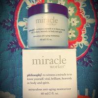 philosophy anti-wrinkle miracle worker miraculous moisturizer uploaded by Karyn K.