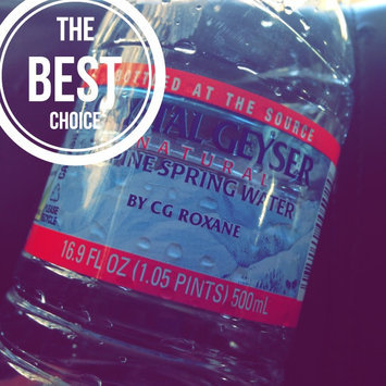 Photo of Crystal Geyser® Alpine 1 L Natural Spring Water 12 Ct Plastic Bottles uploaded by Maria F.