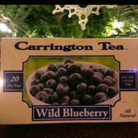 Carrington Tea Wild Blueberry Tea Bags, 20 count per box, 1.25 oz, Pack of 6 uploaded by Melissa H.