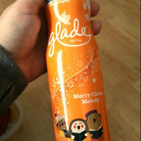 Glade 9.7-oz Citrus Air Freshener Spray 657639 uploaded by Lacy W.