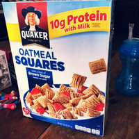 Quaker® Oatmeal Squares Cinnamon uploaded by Adriana P.