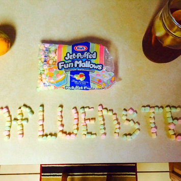 Photo of Kraft Jet-Puffed FunMallows Miniature Marshmallows 10 oz. Bag uploaded by Irina H.