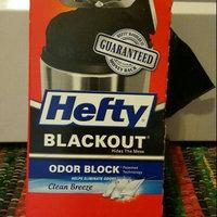 Hefty BlackOut Odor Block Clean Breeze Tall Kitchen Drawstring Bags uploaded by Helen G.