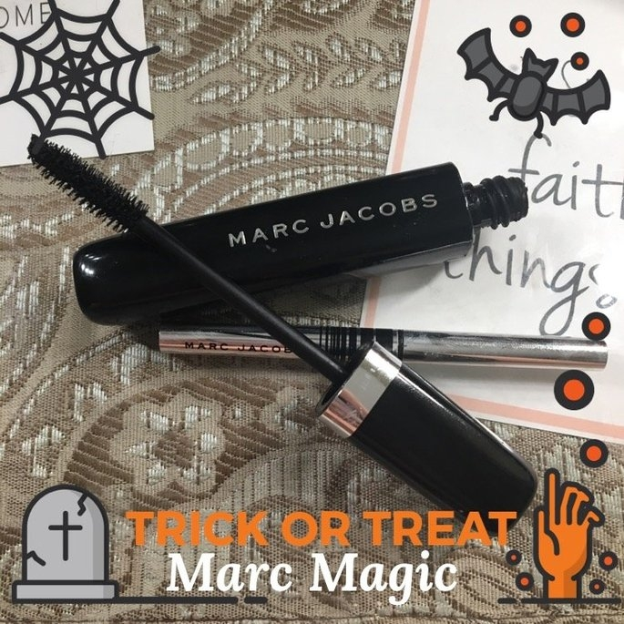 Marc Jacobs Beauty O!Mega Lash Volumizing Mascara uploaded by Carissa M.