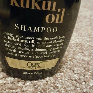Photo of OGX® Kukui Oil Shampoo uploaded by Mariah R.
