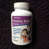 Natural Care Anxiety Relief - 120 Sublingual Tablets uploaded by Beverly D.
