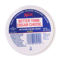 Tofutti Better Than Cream Cheese Imitation Cream Cheese Plain uploaded by Taylor A.