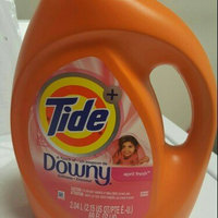 Tide Plus a Touch of Downy April Fresh Scent Liquid Laundry Detergent uploaded by Brook M.