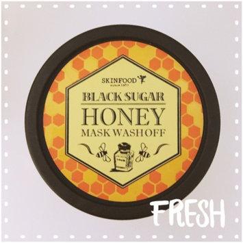Skin Food Black Sugar Mask Wash Off uploaded by Christian O.
