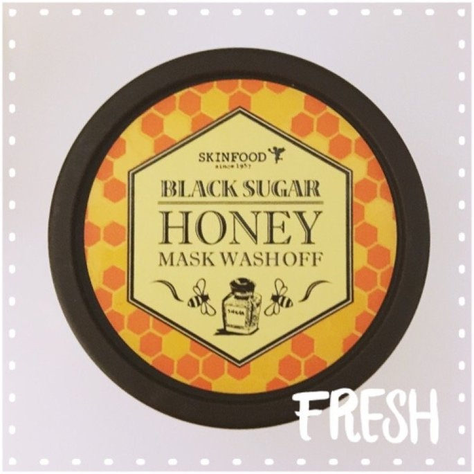 Skin Food Black Sugar Mask Wash Off uploaded by Christian O.