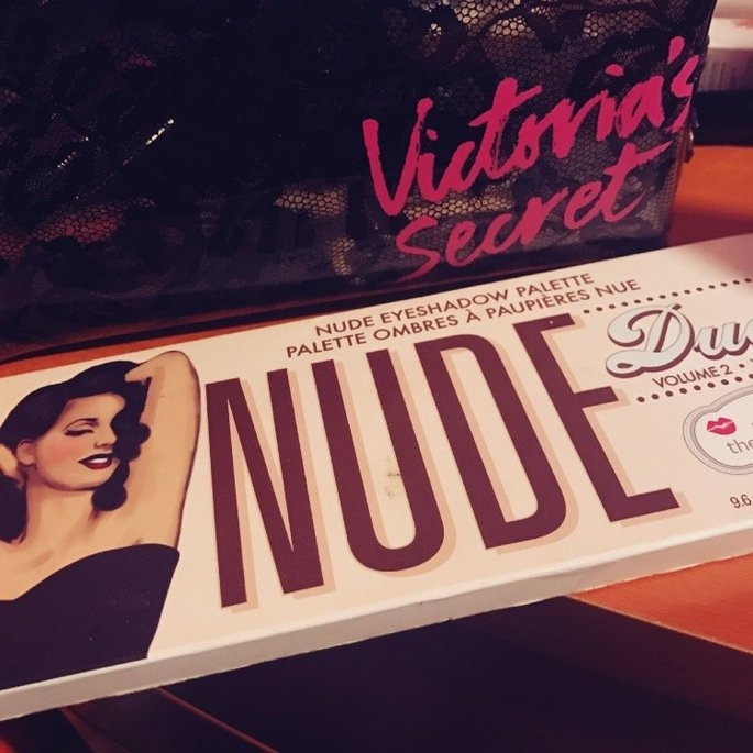 Thebalm the Balm Nude Dude Palette uploaded by Katerina S.
