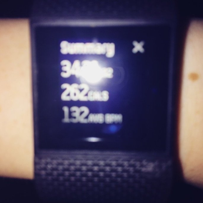 Fitbit Surge GPS Fitness Watch uploaded by Sarah M.