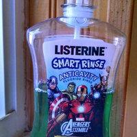 LISTERINE Smart Rinse Anticavity Fluoride Rinse Mint Shield uploaded by Dawn D.