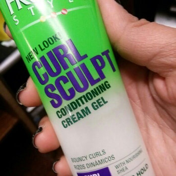 FRUCTIS STYLE® Curl Sculpting Cream Gel Extra Strong Hold 2 oz. uploaded by Angelique V.