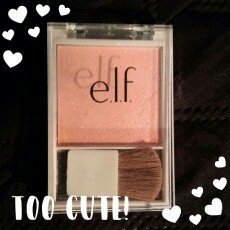 e.l.f. Cosmetics Blush with Brush uploaded by Jo Anne R.