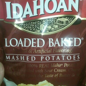 Photo of Idahoan Loaded Baked Flavored Mashed Potatoes uploaded by Ashley D.