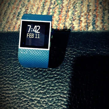 Fitbit Surge GPS Fitness Watch uploaded by Megan P.