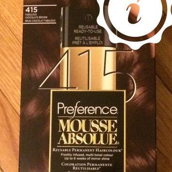 Photo of L'Oréal Paris Superior Preference Mousse Absolue Reusable Hair Color uploaded by Julie R.