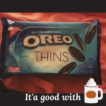 Oreo Chocolate Sandwich Cookies uploaded by Eva K.