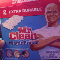 Mr. Clean Magic Eraser Foaming Bath Scrubber with Febreze Meadows and Rain uploaded by Jamie G.