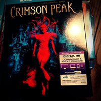 Crimson Peak [Blu-ray] uploaded by Monica C.