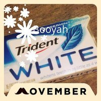 Trident White Peppermint uploaded by Raymond L.
