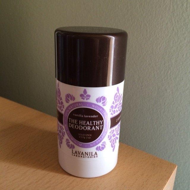 Lavanila Laboratories The Healthy Deodorant uploaded by Regina S.
