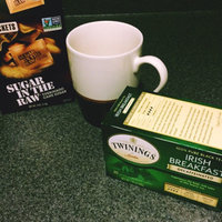 TWININGS® OF London Decaffeinated Irish Breakfast Tea Bags uploaded by Shannon Q.