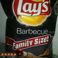 Lay's® Barbecue Flavored Potato Chips uploaded by johanna f.