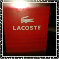 Lacoste Red Style In Play EDT Spray uploaded by Jorge M.