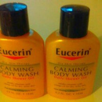 Eucerin Calming Body Wash Daily Shower Oil uploaded by Carole M.