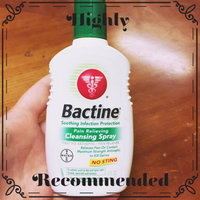 Bactine Pain Relieving Cleansing Spray uploaded by Chelsi L.