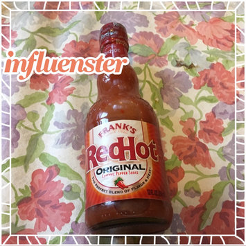 Photo of Frank's RedHot® Original Cayenne Pepper Sauce uploaded by Review-Keeper C.