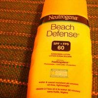 Neutrogena Beach Defense Broad Spectrum Sunscreen Lotion uploaded by smita b.