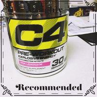 Cellucor C4 - Pink Lemonade uploaded by Amanda W.