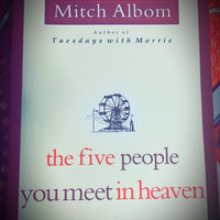 The Five People You Meet in Heaven uploaded by Alexandria C.