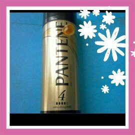 Photo of Pantene Level 5 Hairspray uploaded by Tracy R.