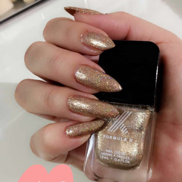Formula X Divine Stardust - Nail Polish Effects uploaded by Nur T.