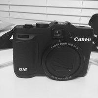 Canon PowerShot G16 Wi-Fi Digital Camera (Black) with 32GB Card + Case + Battery + Flex Tripod + Filter + Tele/Wide Lens Kit uploaded by Vera C.