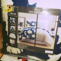 Paloma Reversible 8-Piece King Bedding Ensemble Bedding uploaded by Crystal O.