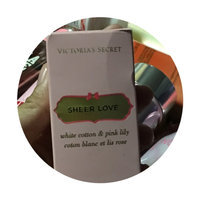 Victoria's Secret Sheer Love Eau De Toilette uploaded by Kay M.