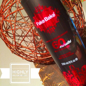 Photo of Fake Bake 60 Minute Tan (236ml) uploaded by Keri T.