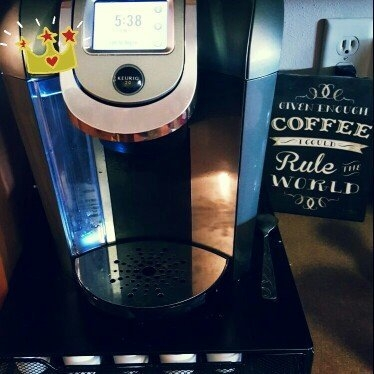 Keurig 2.0 K400 Coffee Maker Brewing System with Carafe uploaded by Amanda K.