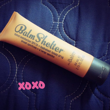 Photo of theBalm BalmShelter Tinted Moisturizer SPF 18 uploaded by Damibel R.